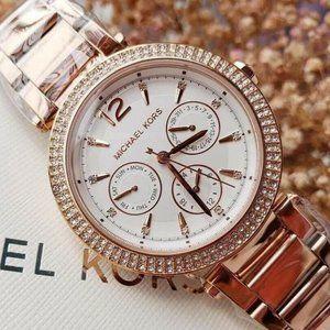 Michael Kors MK5781 Parker Women's Rose Gold Watch